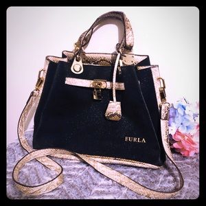FURLA Hand Bag Made In Italy